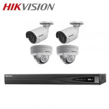 HIKVISION 4-ch 8MP 4K Network Package
