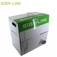 GIGA-LINK Cat.5e 4P UTP LAN Cable, 24AWG PVC -305M