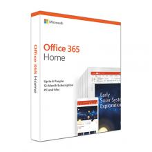 Microsoft Office 365 Home Premium (1 Year Subscription)