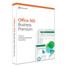 Microsoft Office 365 Business Premium (1 Year Subscription)