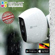 EZVIZ C3A [BATTERY POWERED] Wire-Free 2MP FHD Wi-Fi Camera